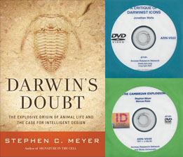 Darwin's Doubt Bundle cover image